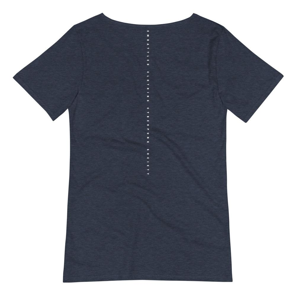 MAINFRAME 3.0 Men's Raw Neck Tee Embattled Clothing