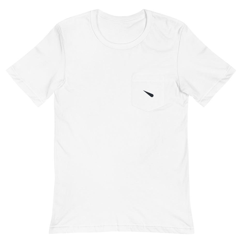 METEORYTE ICON S1 Pocket T-Shirt Embattled Clothing White S