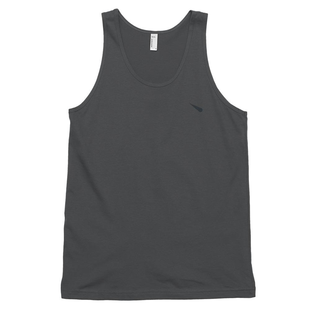 METEORYTE ICON S1 tank top Embattled Clothing Asphalt XS