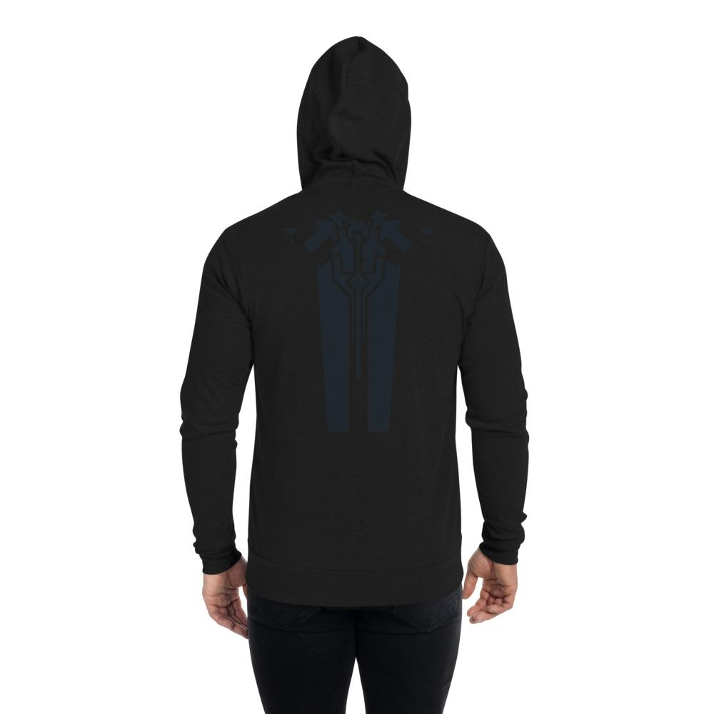NEURAL INTERFACE 2.0 zip hoodie Embattled Clothing