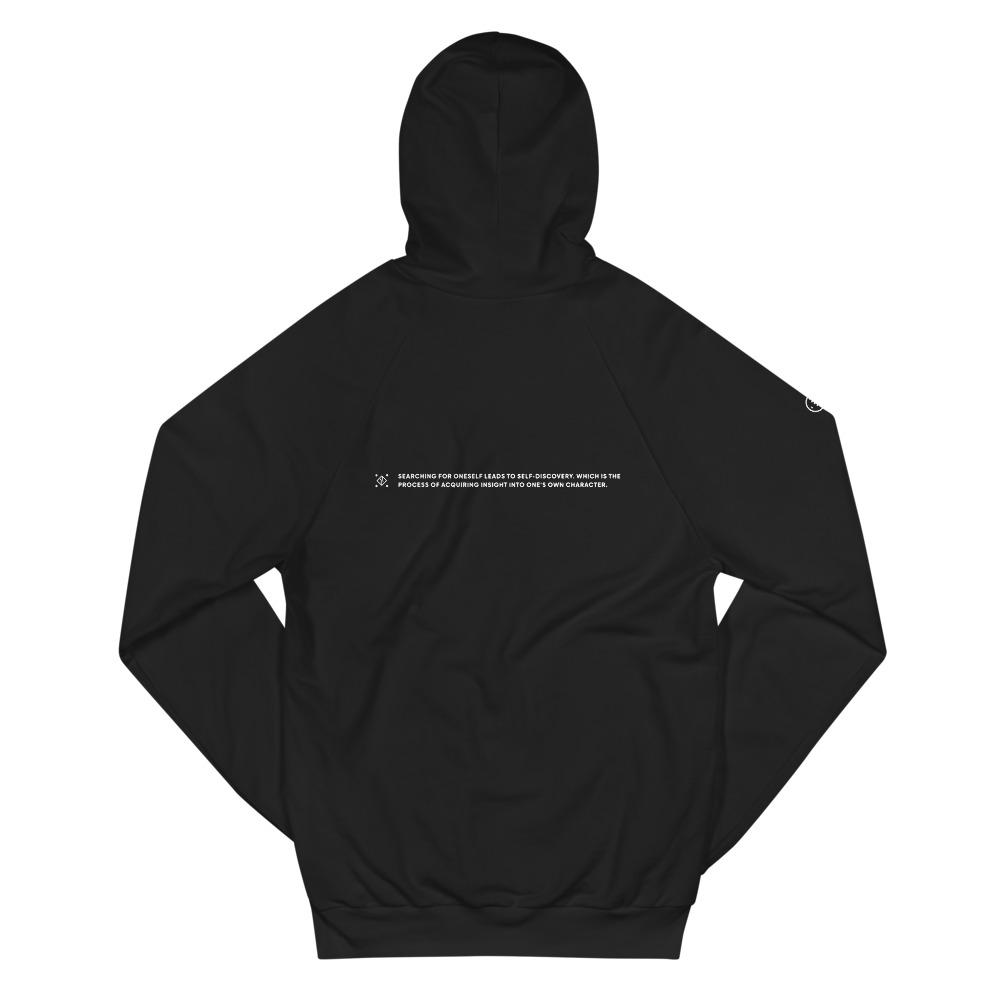 SEARCHING PHASE-1 Fleece Hoodie Embattled Clothing