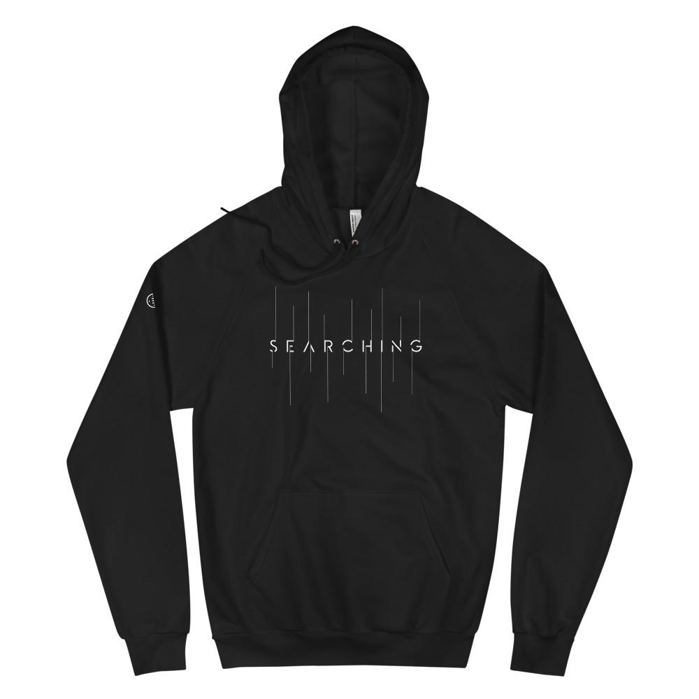 SEARCHING PHASE-1 Fleece Hoodie Embattled Clothing XS