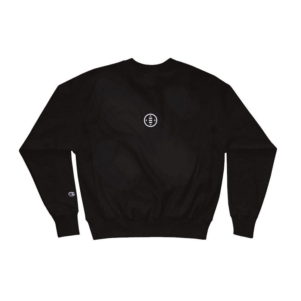 SYSTEM ERROR X Champion Sweatshirt Embattled Clothing