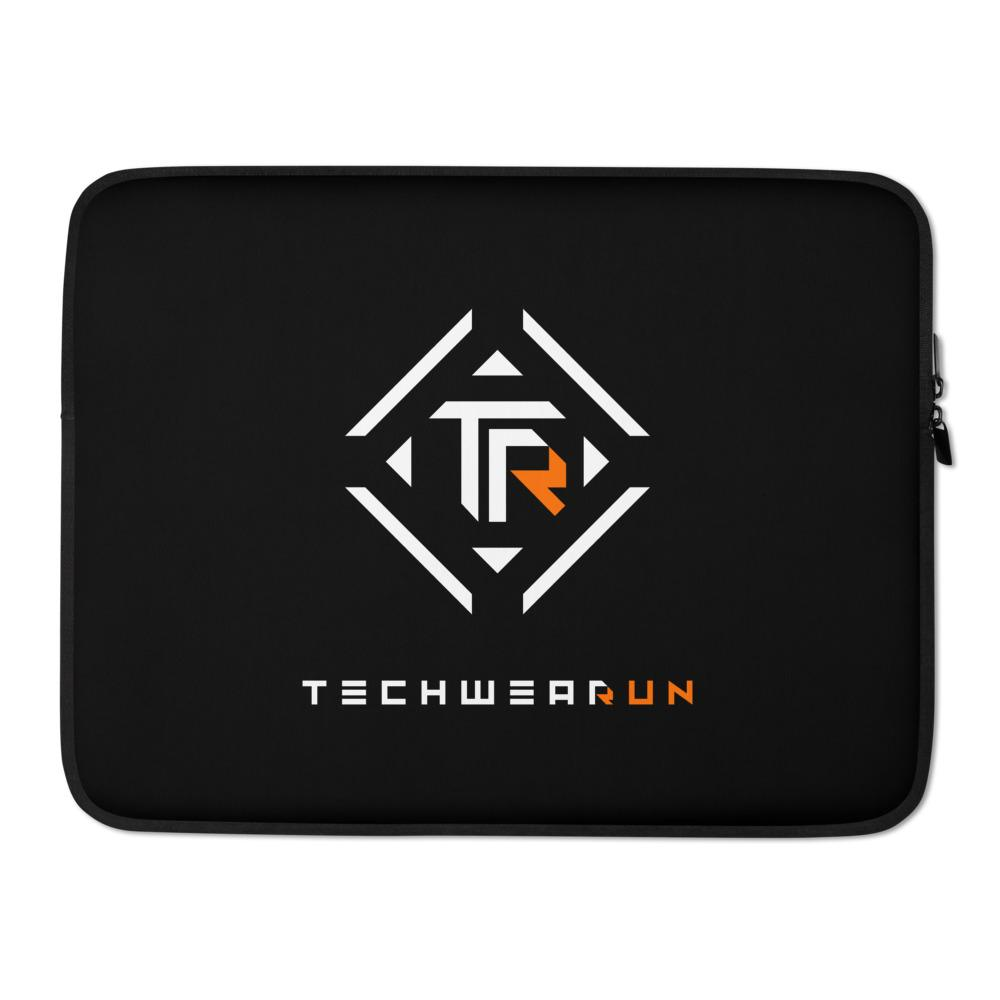 TECHWEAR RUN Laptop Sleeve Embattled Clothing 15 in
