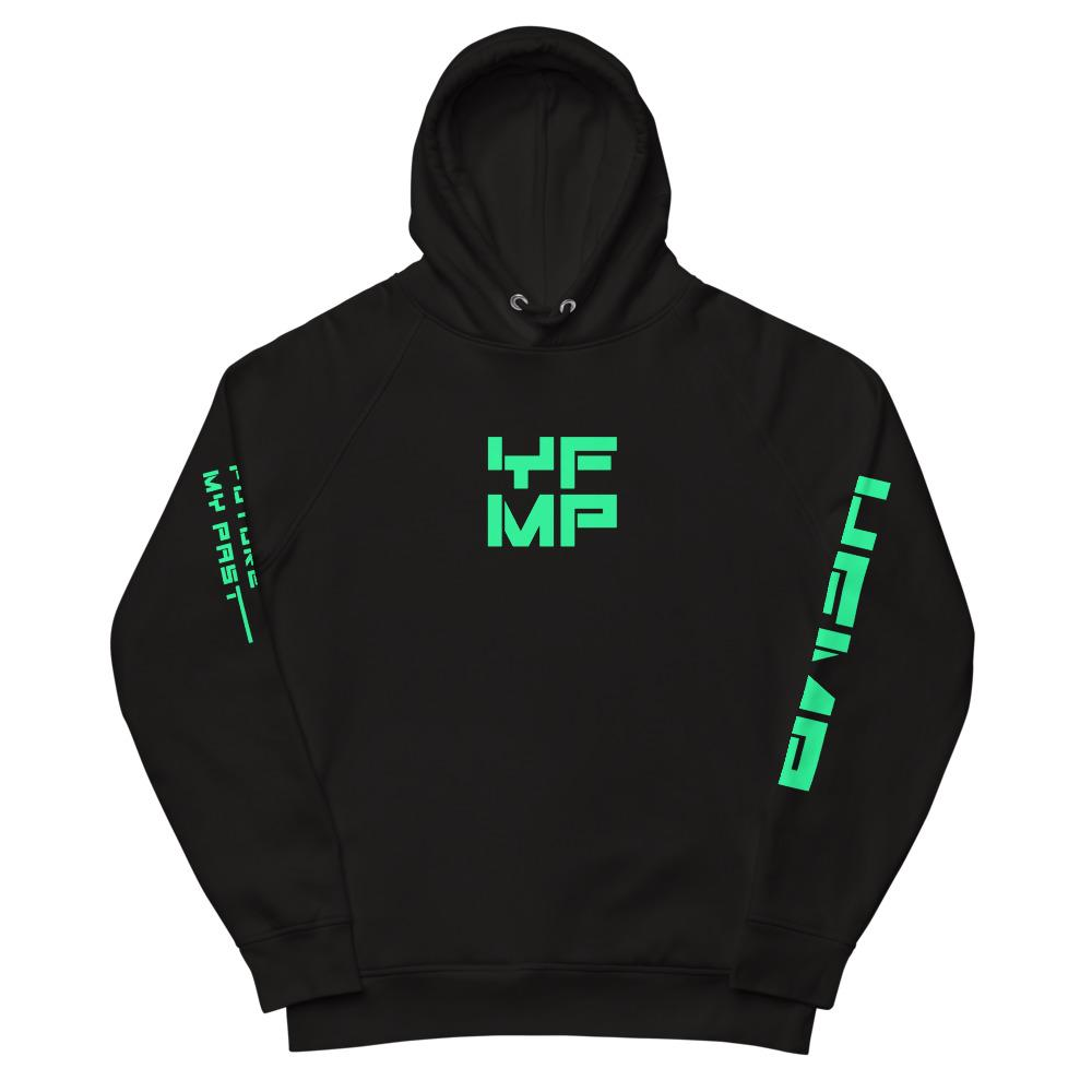 YOUR FUTURE MY PAST CYPHER III pullover hoodie Embattled Clothing