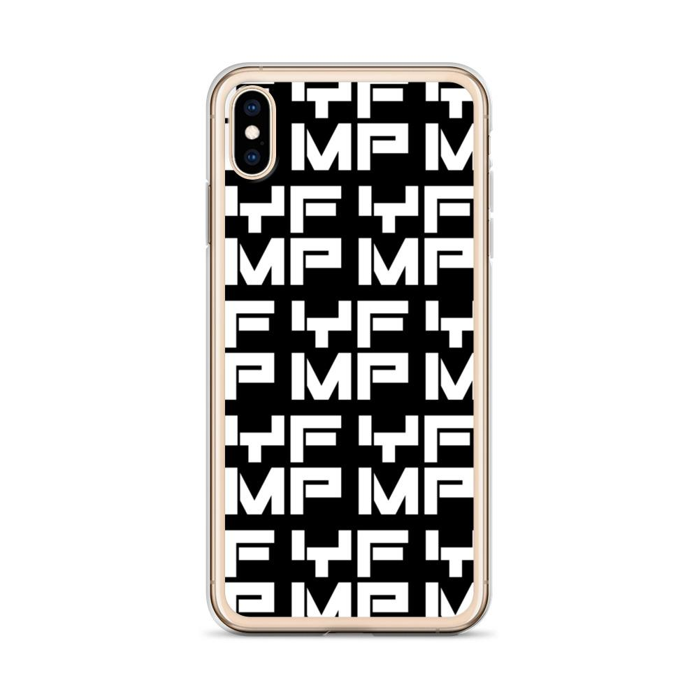 YOUR FUTURE MY PAST iPhone Case Embattled Clothing