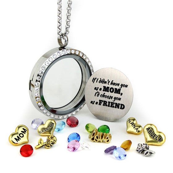 Mom & Grandma Friend Locket