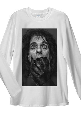 Alice Cooper Long Sleeve T-Shirts - Idea Is Good