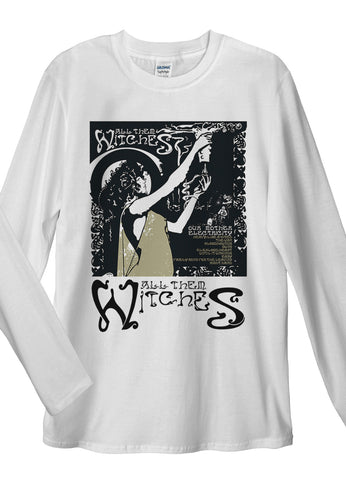 All Them Witches Long Sleeve T-Shirts - Idea Is Good