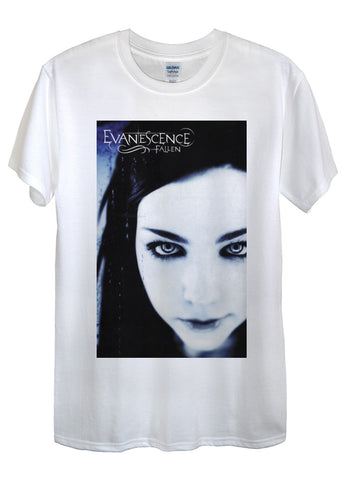 Amy Lee of Evanescence T-Shirts - Idea Is Good - 1