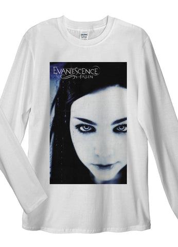 Amy Lee of Evanescence Long Sleeve T-Shirts - Idea Is Good