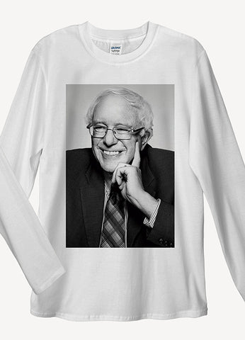 Bernie Sanders Long Sleeve T-Shirts - Idea Is Good