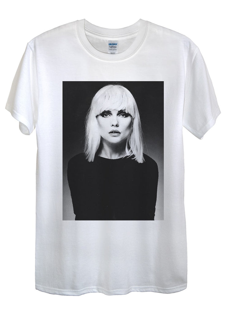 Blondie Debbie Harry T-Shirts - Idea Is Good - 1