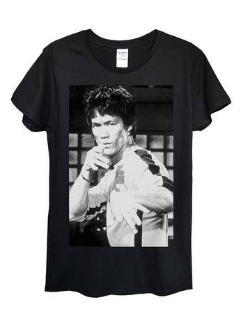 Bruce Lee T-Shirts - Idea Is Good - 1