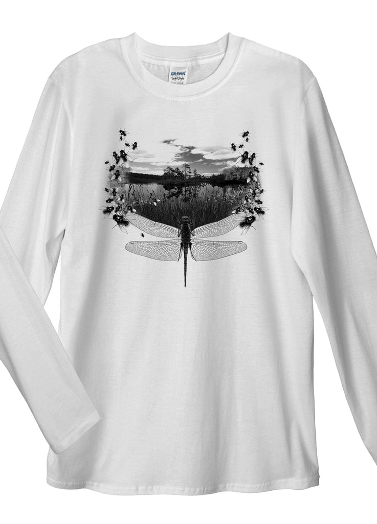 Buggy Lake Long Sleeve T-Shirts - Idea Is Good