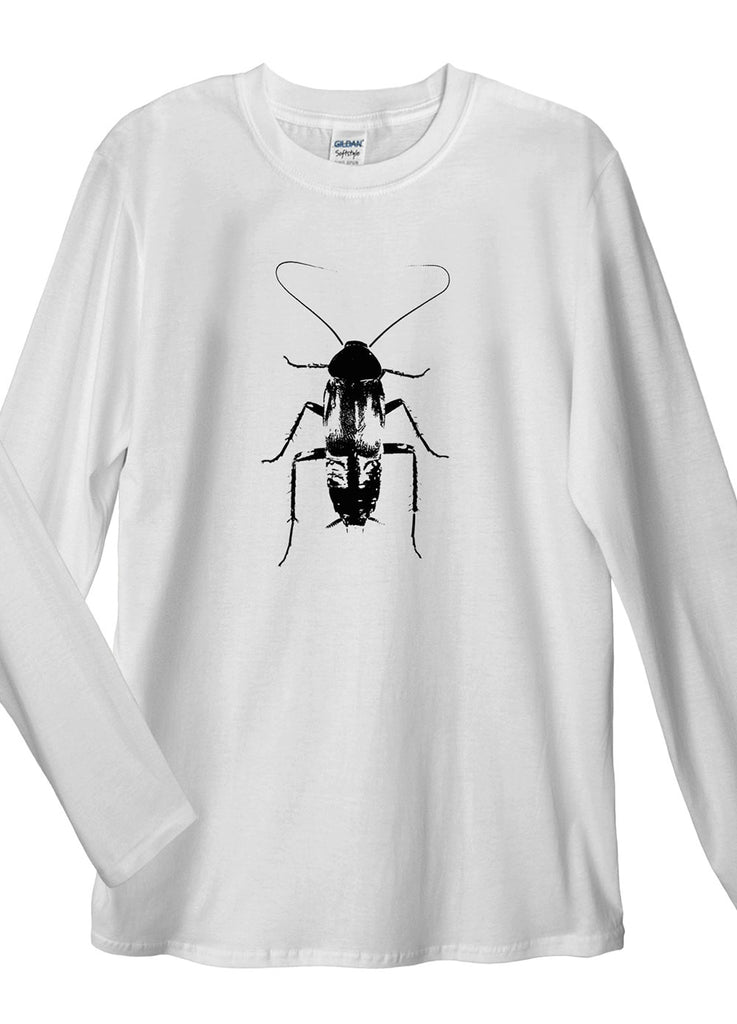 Cockroach Long Sleeve T-Shirts - Idea Is Good