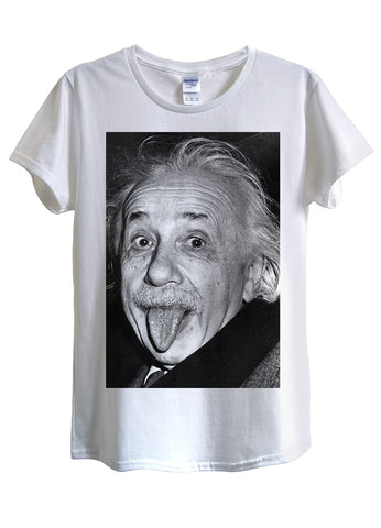 Albert Einstein T-Shirts - Idea Is Good - 1