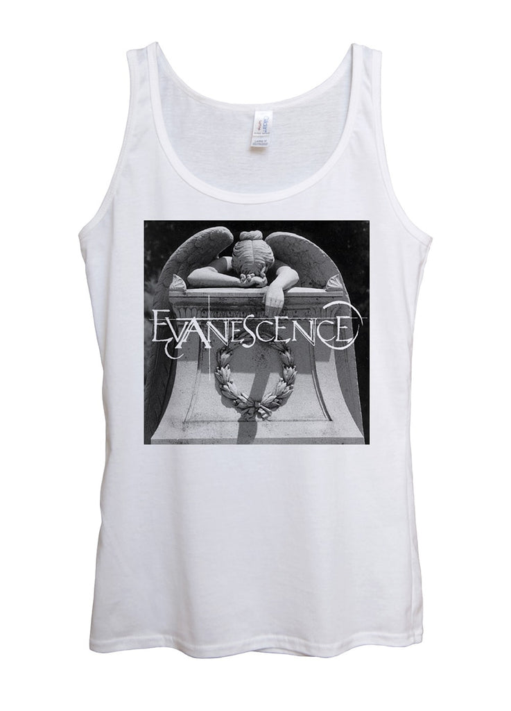 Evanescence Tank Top - Idea Is Good