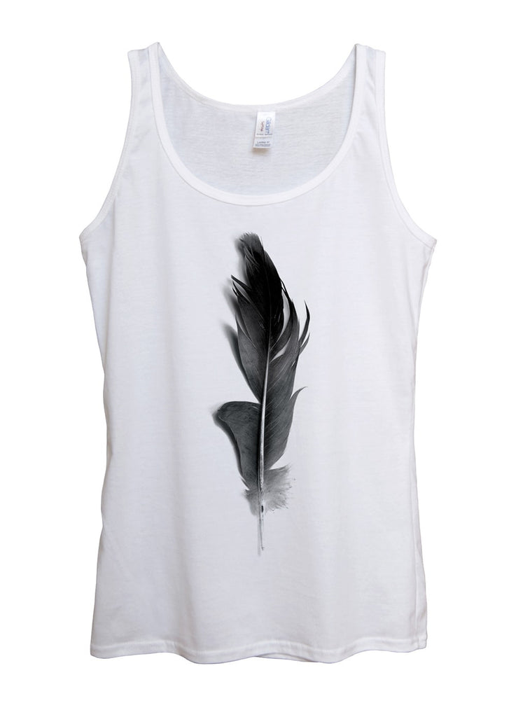 The Feather Tank Top - Idea Is Good
