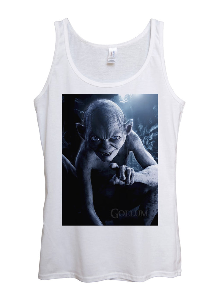 Gollum Tank Top - Idea Is Good
