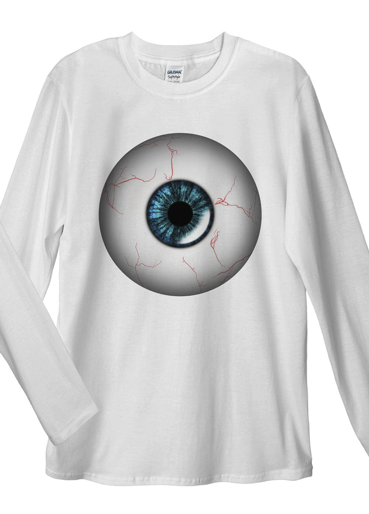 All Seeing Eye Long Sleeve T-Shirts - Idea Is Good