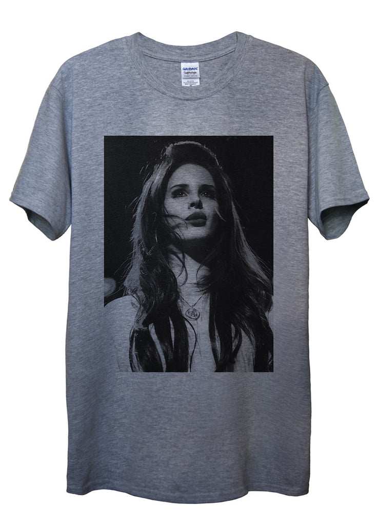 Lana Del Rey Singing T-Shirts - Idea Is Good - 1