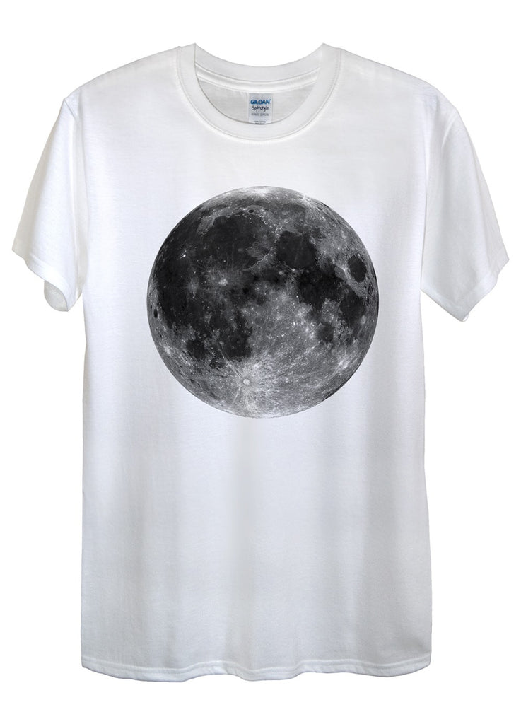Moon T-Shirts - Idea Is Good - 3
