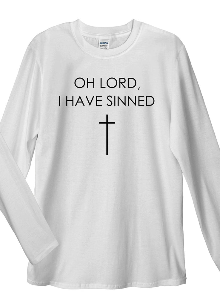 Oh, Lord Long Sleeve T-Shirt - Idea Is Good
