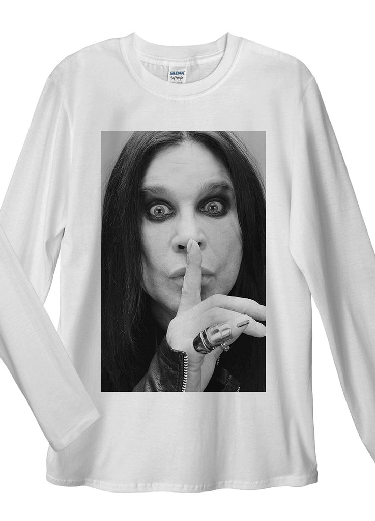 Ozzy Osbourne Long Sleeve T-Shirt - Idea Is Good