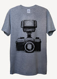 Photo Camera T-Shirts - Idea Is Good - 4