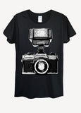 Photo Camera T-Shirts - Idea Is Good - 6