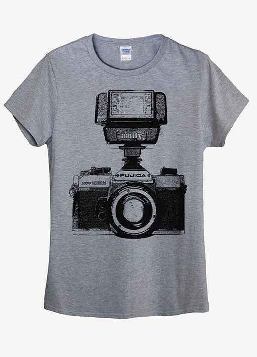 Photo Camera T-Shirts - Idea Is Good - 1