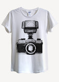 Photo Camera T-Shirts - Idea Is Good - 2
