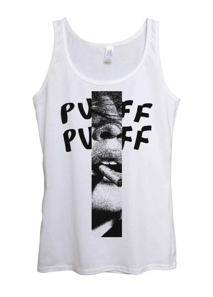 Puff Puff Tank Top - Idea Is Good