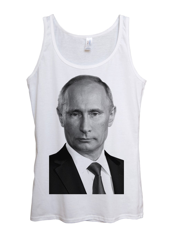 Vladimir Putin Tank Top - Idea Is Good