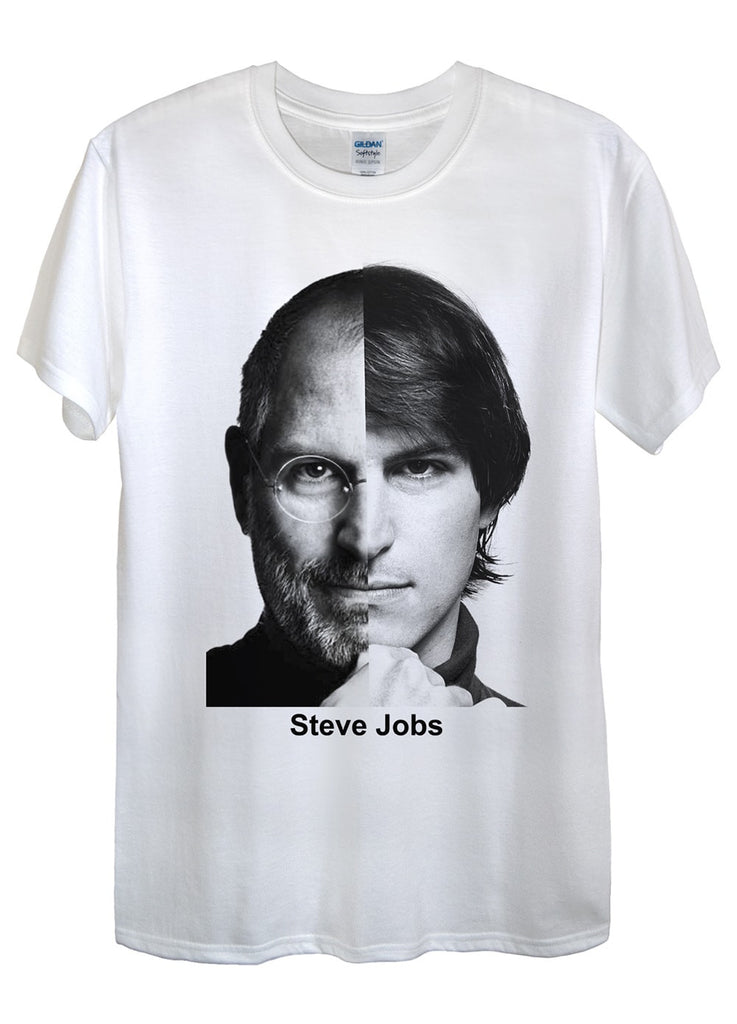 Steve Jobs T-Shirts - Idea Is Good - 1