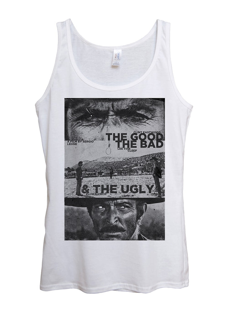 The Good, The Bad and The Ugly Tank Top - Idea Is Good