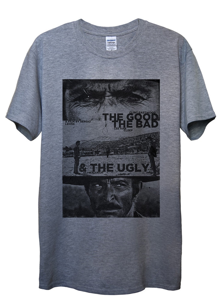 The Good, The Bad and The Ugly T-Shirts - Idea Is Good - 1