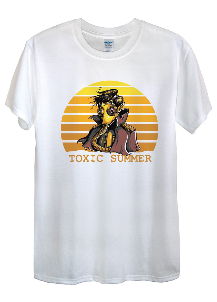 Toxic Summer T-Shirts - Idea Is Good - 1