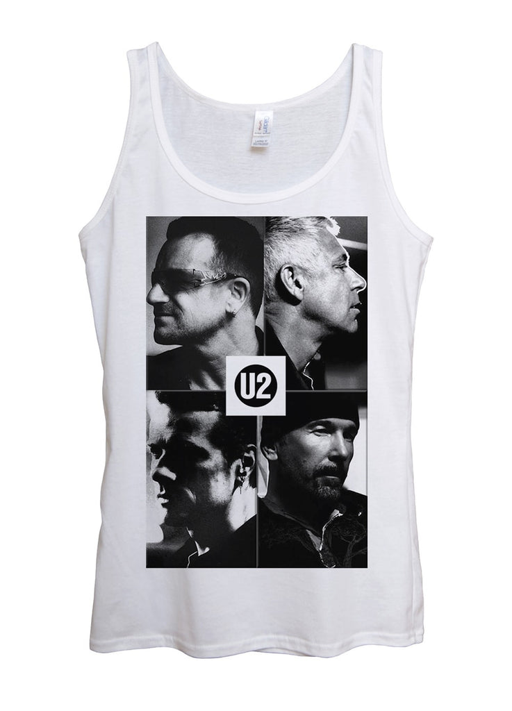 U2 Tank Top - Idea Is Good