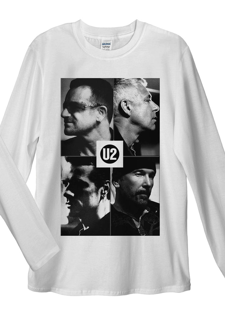 U2 Long Sleeve T-Shirt - Idea Is Good