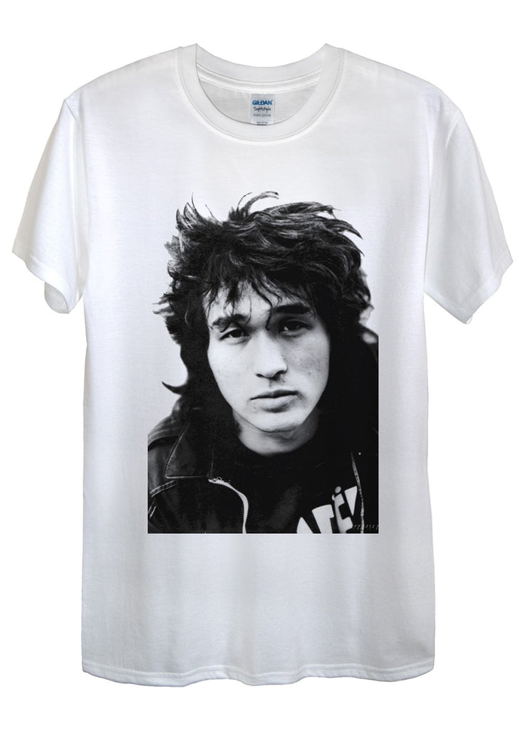 Viktor Tsoi Face T-Shirts - Idea Is Good - 1