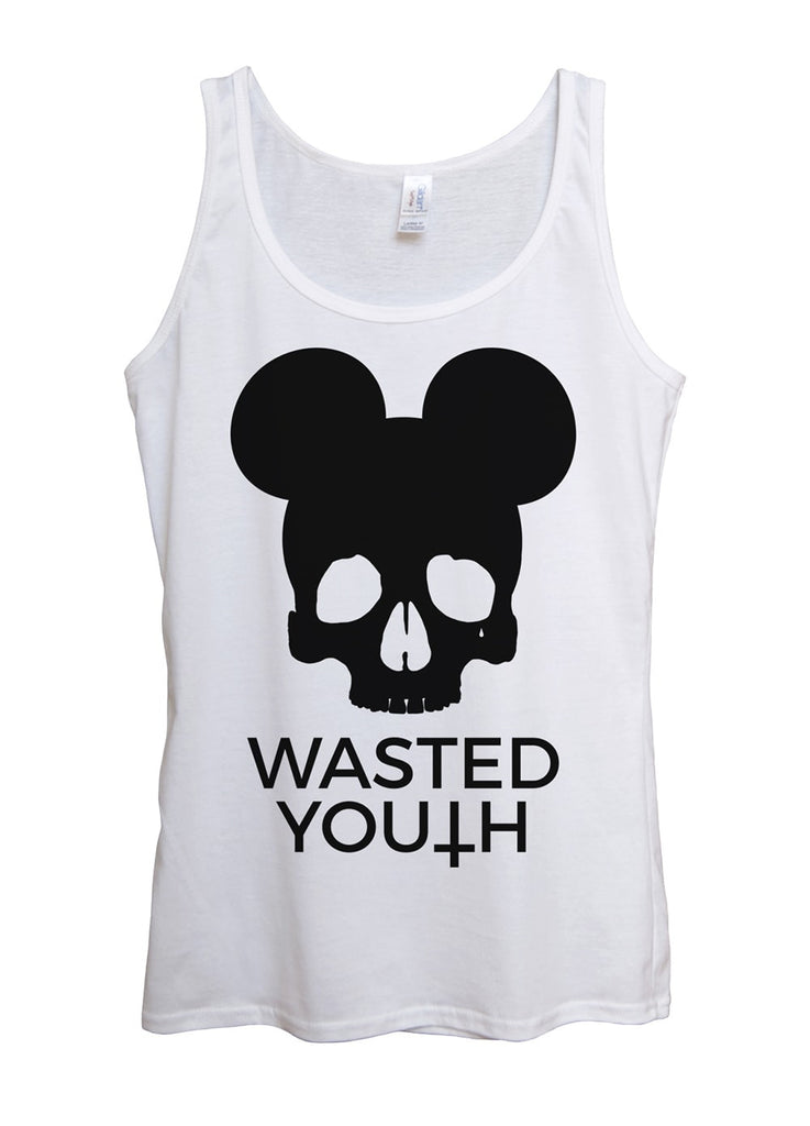 Wasted Youth Tank Top - Idea Is Good