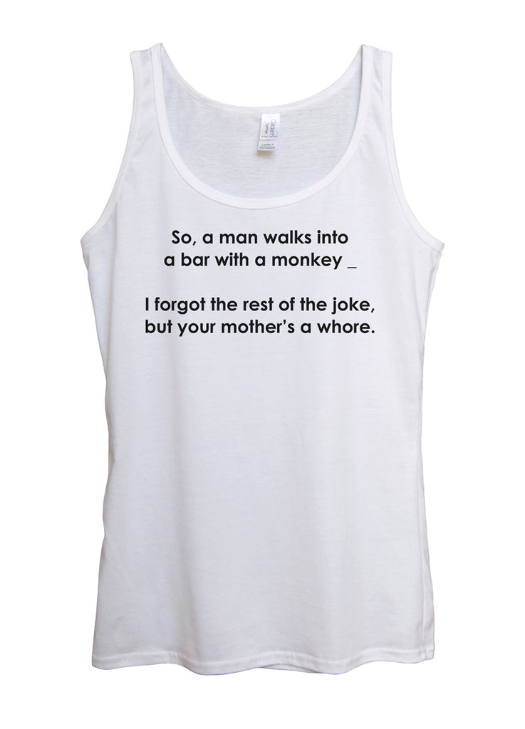 Man Walks into a Pub Tank Top - Idea Is Good