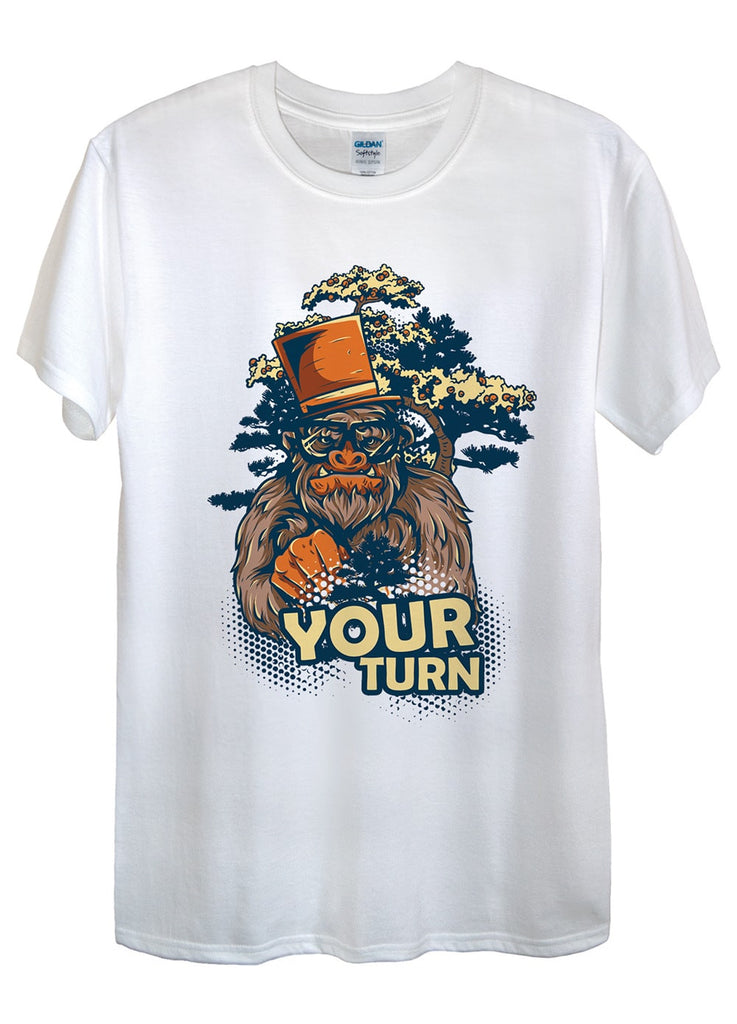 Your Turn T-Shirts - Idea Is Good - 1