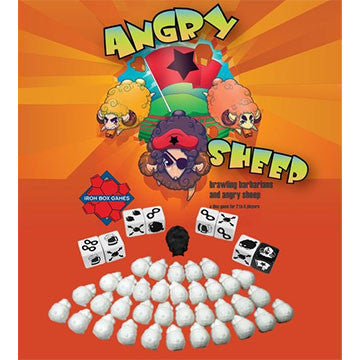 Brampton Board Game Angry Sheep