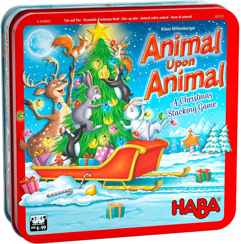 Animal Upon Animal: Christmas Limited Edition Tin