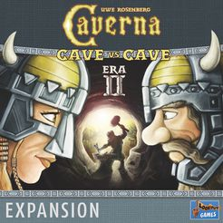 Caverna: Cave vs Cave: Era II The Iron Age