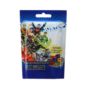 Dice Masters: Justice League Booster Pack
