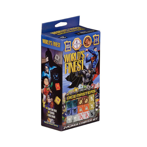 Dice Masters: Worlds Finest